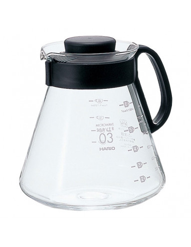 Hario  V60-03 glaskande - 800 ml