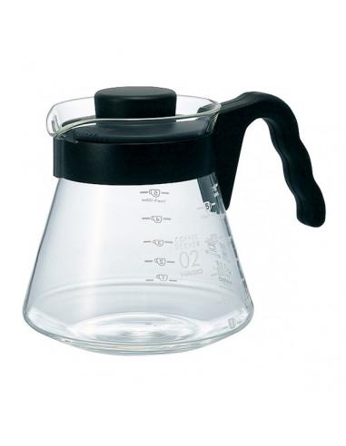 Hario V60-02 glaskande – 700 ml