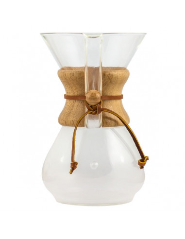 Chemex Classic kaffebrygger, 6 kopper