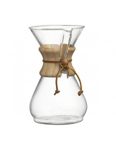 Chemex Classic kaffebrygger, 8 kopper